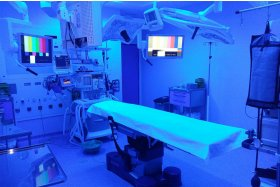 Integrated operating theatre