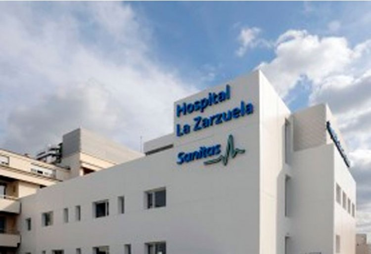 The Hospital Universitario Sanitas La Zarzuela has cared for over 11 million people and has become one of the best hospitals in Spain